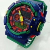 jam tangan G-shock GBA 400 warna-warni