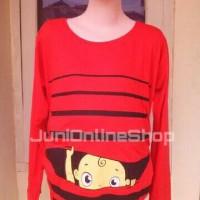 harga Baju Hamil Unik Merah Kaos Lucu Maternity T Shirt Juni Online Shop Tokopedia.com