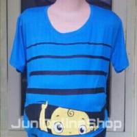 harga Baju Hamil Unik BabyPeeking1 Biru Maternity T Shirt Lucu Tokopedia.com
