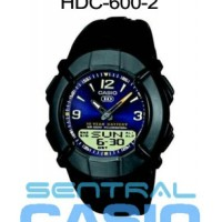 CASIO HDC 600