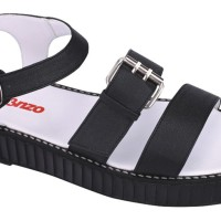 Sandal Sepatu Wanita Model Baru / Sandal Wanita Santai - E1 BB 005