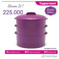 STEAM IT UNGU TUPPERWARE