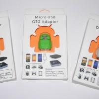Kabel USB OTG / Converter USB ke Micro USB OTG Robot Android - OTG 01
