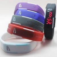 Jam Tangan Gelang LED Digital Sporty