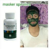 Masker Herbal / Masker Wajah / Obat Jerawat / Obat Herbal / Masker Spirulina