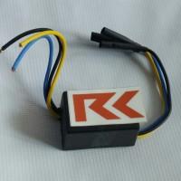 Modul Otomatis DC Untuk Pemasangan Lampu Led Motor