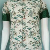 Batik Kemeja Pria (Slimfit, Batik, Kemeja Batik, Batik Solo, Batik)