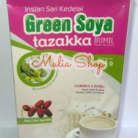 Susu Kedelai Green Soya Ibu Hamil Tazakka
