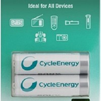 SONY Cycle Energy Multi - Use Rechargeable Battery MODEL