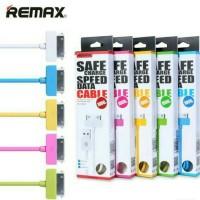 Kabel data remax original safe charger speed iphone 4 / 4s / 3g / 3gs