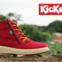 Sepatu Boots Pria Kickers Adera