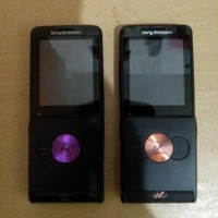 HP Sony Ericsson W350I Walkman Black Normal Batangan