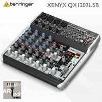 Behringer XENYX QX1202USB / QX1202 USB / QX 1202 USB Audio Mixer