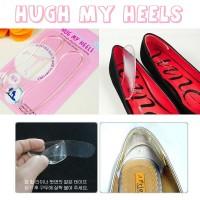 Pelindung Tumit Shoes Pad Silicone Hug Silicon High Heels Hak Tinggi