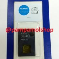 Batre / Baterai / Battery / Batrai Nokia X3 BL-4CT / BL4CT ORI