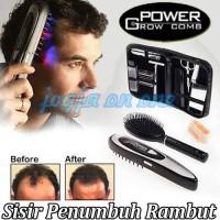 Jual power grow comb sisir laser penumbuh rambut Murah