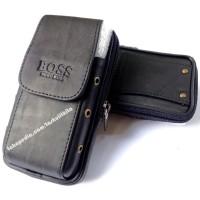 harga Dompet Smartphone Kulit Tempat Sarung Tas Hp Full Kulit Asli Boss TH02 Tokopedia.com
