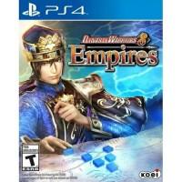 PS4 Dynasty Warriors 8 Empires
