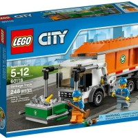 Lego City 60118 - Garbage Truck