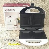 KIRIN KST-365 Pemanggang Roti Sandwich Toaster Maker KST 365 KST365