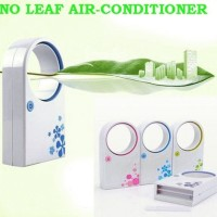 Handheld no blade USB Fan air condition / ac genggam / air conditioner