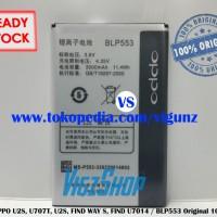 Baterai OPPO BLP553 Find Way S, U2s, U707t, U7014 Find Way Original