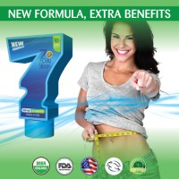 7 Day Slim USA - Suplemen Pelangsing Oba Diet Herbal Original
