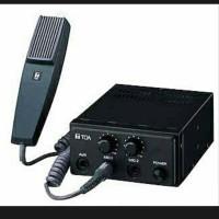 harga TOA ZA-250S ZA250S ZA 250 S Car Amplifier Amply 25W DC + Sirene + Mic Tokopedia.com