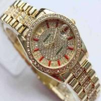 Jam Tangan Rolex Ladies (Jam Tangan Wanita, Casio, Bvlgari, Bonia, Guess)