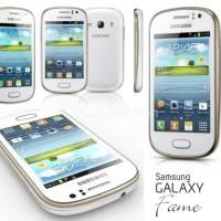 Samsung Galaxy Fame GT-S6810 Pearl White Garansi Resmi SEIN