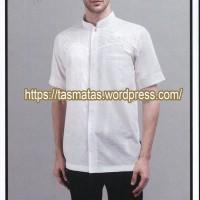 harga Baju Koko Tasmatas - Model Cassual White Vivere Tokopedia.com