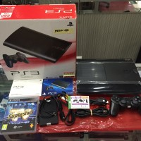 PS3 SUPER SLIM 500GB REFURBISHED ODE
