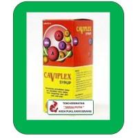 CAVIPLEX SYRUP KEMASAN 60 ML