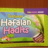 Tuntunan Hafalan Hadist edisi Buku anak - pustaka Ibnu Umar