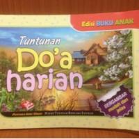 Tuntunan Doa Harian edisi Buku anak - Pustaka ibnu umar