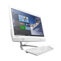Lenovo 300-23ISU White All In One PC [F0BY002AID]