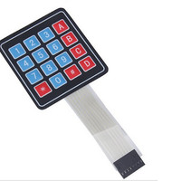 16 Key 4 x 4 Membrane Switch Keypad 4x4 4*4 Matrix Array Keyboard
