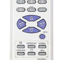 Sharp Remote TV Tabung