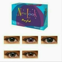 SOFTLENS NEWLOOK PLAYFUL