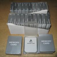 Memory Card Ps1, Memori Card Ps1, MC Ps1 Langka Stock Terbatas