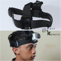 Head Strap untuk Action Camera / Action Cam