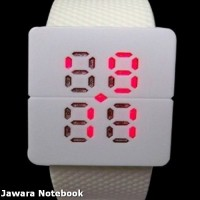 LED Watches AA-W024 Baby Pink