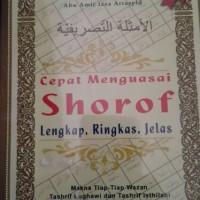 Cepat Menguasai Shorof (lengkap,ringkas,jelas)