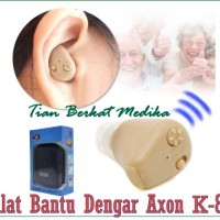 Alat bantu dengar - Hearing aid model Recharge