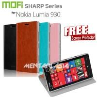 harga Flipcover For Lumia 930 : Mofi Sharp Series ( + Free Sp) Tokopedia.com
