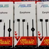 Headset Handsfree HP ASUS ZENFONE 4 5 6 FONEPAD STREO BASS ORIGINAL