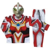 harga Baju Anak Kostum Topeng Superhero Ultraman Go Tokopedia.com