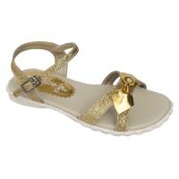 Sandal Anak Perempuan Model Jepit Warna Emas - Sandal Anak ORI