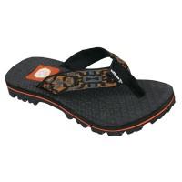 Sandal Anak Cowok Keren / Jepit Warna Orange- Sandal Anak ORI