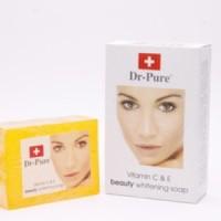 Sabun Wajah Dr PURE BPOM (Whitening Soap)